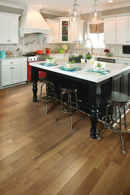 How To Find The Right Hardwood Floor For Your Home